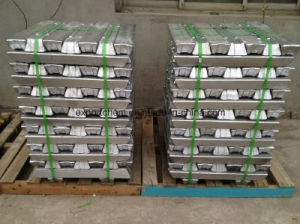 High Quality Primary Aluminum Ingot for Sale pictures & photos
