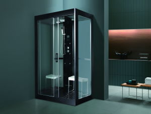 Deluxe Romantic Steam Shower Bathroom (M-8285) pictures & photos