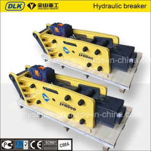 Construction Equipment Hydraulic Breaker for Excavator 11- 16 Ton pictures & photos