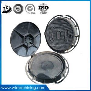 Heavy Duty Ductile Iron Manhole Cover for Drainage/Sewer Hole/Frame Cover/Driveway Drain pictures & photos
