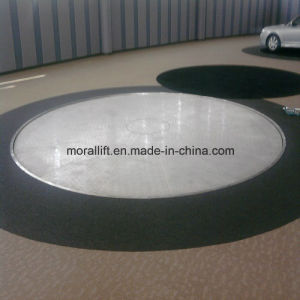 China Electric Car Parking System Car Turntable pictures & photos