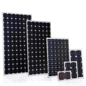300W Mono Flexible Energy Solar Power PV Panneau Solaire pictures & photos