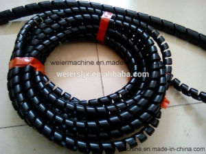 PE Spiral Protective Wrapping Pipe Extrusion Machine pictures & photos