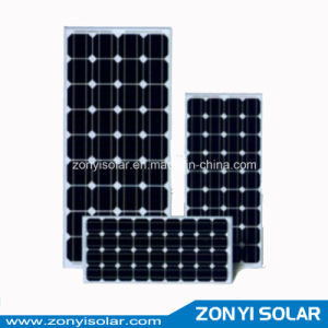 30W-40W-50W Monocrystalline Solar Panel pictures & photos