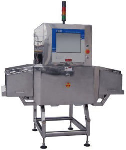 X-ray Machine for Loose Products to Detect Metals, Glass and Ceramics, etc
