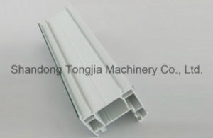 Plastic Machine of PVC Trunking or Profile pictures & photos