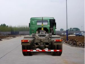 Carriage Detachable Type Compression Garbage Truck pictures & photos