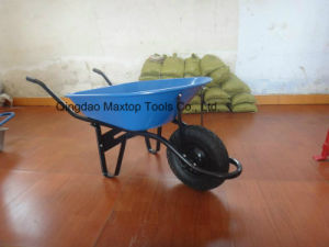 Heavy Duty Construction Wheel Barrow pictures & photos