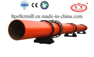 CE Wood Sawdust Rotary Drum Dryer for Drying The Wood Pellet