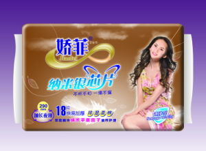 Sumitomo Polymer Sanitary Towel (JF-N2785) pictures & photos