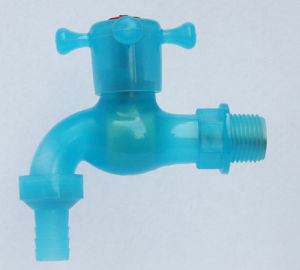 Plastic Water Tap/Faucet with PVC Material pictures & photos