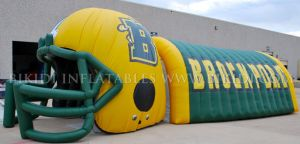 Helmet Tunnel, Inflatable Sport Tunnel (B7015) pictures & photos