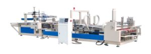 Automatic Corrugated Box Folder Gluer