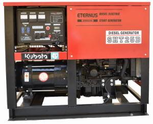 Diesel Generator 8.0kVA-10.0kVA with Mitsubishi Engine (BC8D-BCT8D) pictures & photos