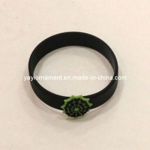 Spider Web Silicone Bracelet (YY-04-024)