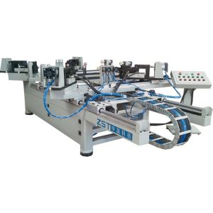 Frame Machine with Hydraulic to Punch pictures & photos