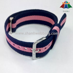Customized Nato Watch Strap, Nylon Watch Strap for Ladies and Mens pictures & photos