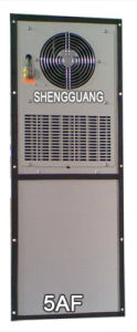 Air Cooled Heat Exchanger for Electric Cabinet Cooling pictures & photos
