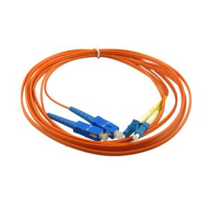LC-Sc 2f Mm Fiber Patch Cord