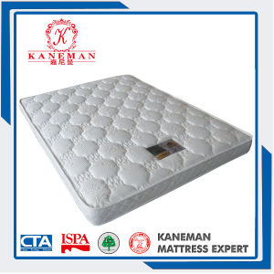 King Size Mattress Rolled Pocket Coil Spring Mattress for Sale pictures & photos