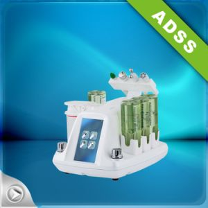 Oxygen Dermabrasion Peeling and Water Jet Deep Cleaning Machine pictures & photos