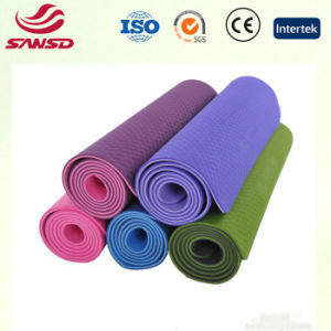 Wholesale Price Best Quality TPE Sport Mat pictures & photos
