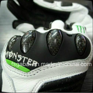 Monster Energy Racing Motorcycle Leather Sport Gloves pictures & photos