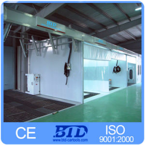 Water Curtain Preparation Station Used Preparation Room pictures & photos