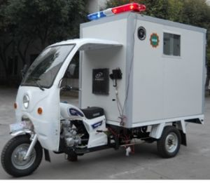 New Ambulance Tricycle with Alarm for Medical Usage 175cc/250cc (KW250ZH-2)
