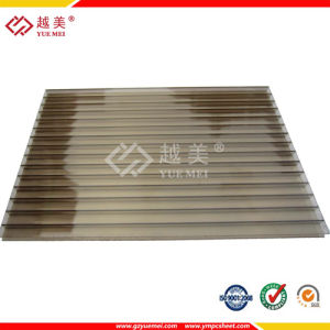 UV Coating 4mm 6mm 8mm 10mm Hollow PC Sheet pictures & photos