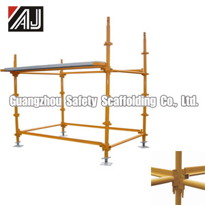Steel Quickstage Scaffold for Building Construction, Guangzhou Manufacturer pictures & photos