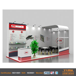 Custom Exhibition Stand pictures & photos