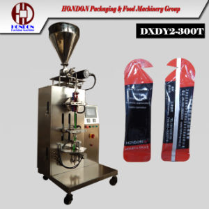 R Shape Round Corner Stick Bag Honey Packing Machine pictures & photos