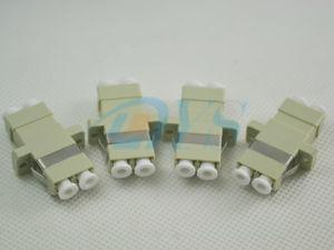 Multimode Duplex LC Fiber Optic Adaptor pictures & photos