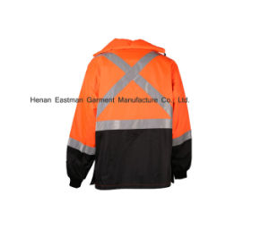 Winter Wear Waterproof Reflective Parka pictures & photos