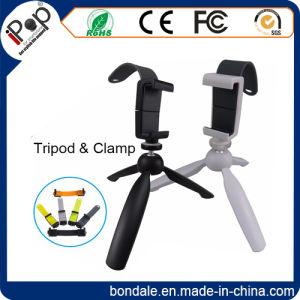 Mini Tripod Camera for Smartphone with Phone Clamp