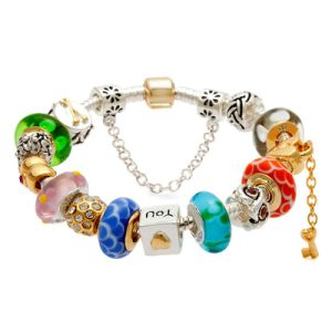 2017 New Style Colored Beaded Bracelet pictures & photos