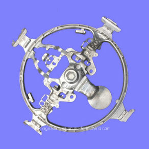 Customized Die Casting Mould of Car Steering Wheel pictures & photos