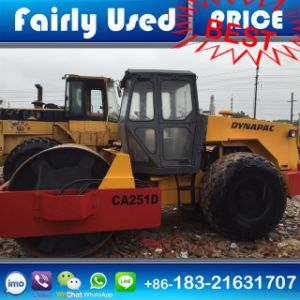 Used Dynapac Road Roller Ca251d of Dynapac Ca251d