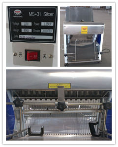 Professional Easy Used Commerical Automatic Electric Bakery Bread Slicer