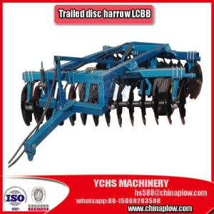 Hydrauli Heavy Disc Harrow Lcbb2024 pictures & photos