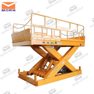 Heavy Duty Hydraulic Scissor Lift Table for Sales pictures & photos