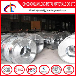 Z40 Z60 Z80 Cold Rolled Galvanized Steel Strip pictures & photos