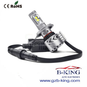 G8 H4 6000lm CREE Car Xhp70 LED Headlight pictures & photos