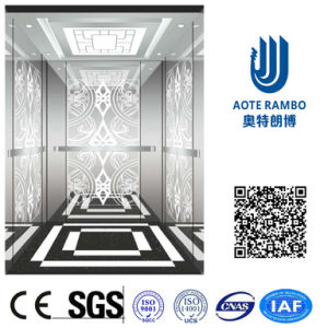 AC Vvvf Gearless Drive Passenger Elevator Without Machine Room (RLS-219) pictures & photos