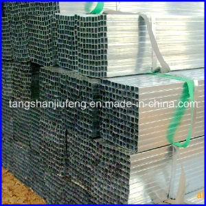 Black or Galvanized Steel Profiles pictures & photos