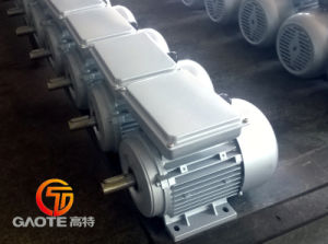 Single Phase Aluminum Motors (Sizes 63 - 132, 0.12 to 5.5kW) pictures & photos