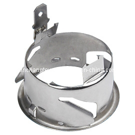 Stainless Steel Stamping Lamp Holder pictures & photos