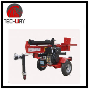 40ton Diesel Log Splitter with CE pictures & photos