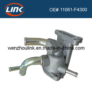 Water Coolant Flange (11061-F4300) for Nissan Patrol